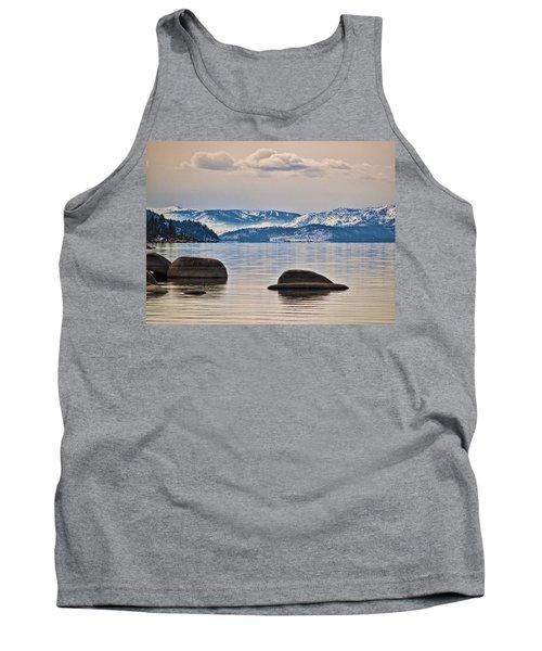 Quiet Lake Tahoe Tank Top