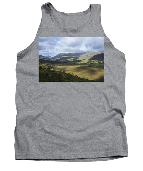 Tank Top featuring the photograph Ring Of Dingle by Hugh Smith