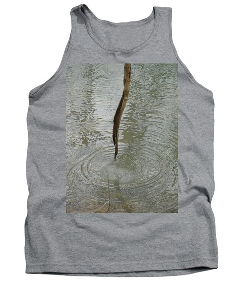 Tank Top featuring the photograph Ripples by Tiffany Erdman