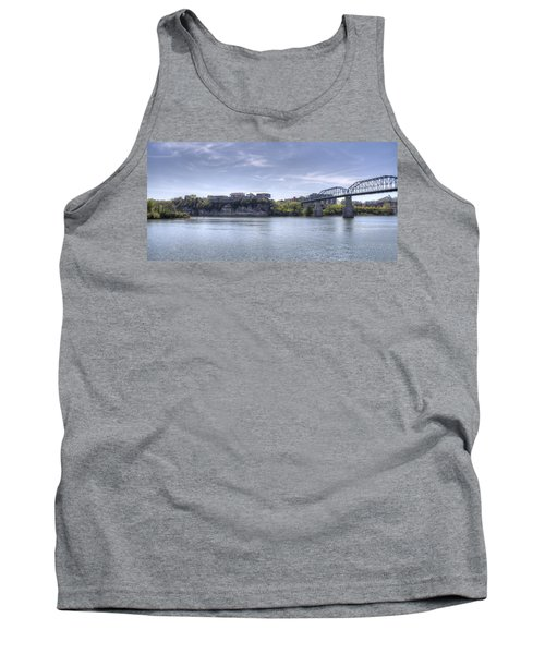 River Bluff Tank Top by David Troxel