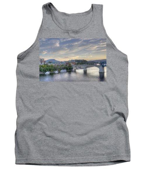 Riverfront View Tank Top