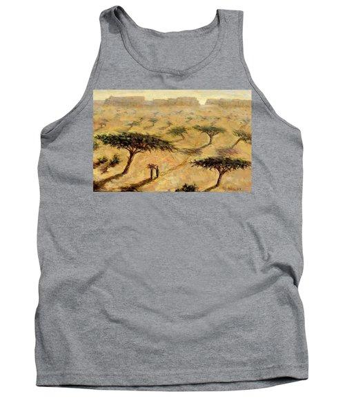 Sahelian Landscape Tank Top