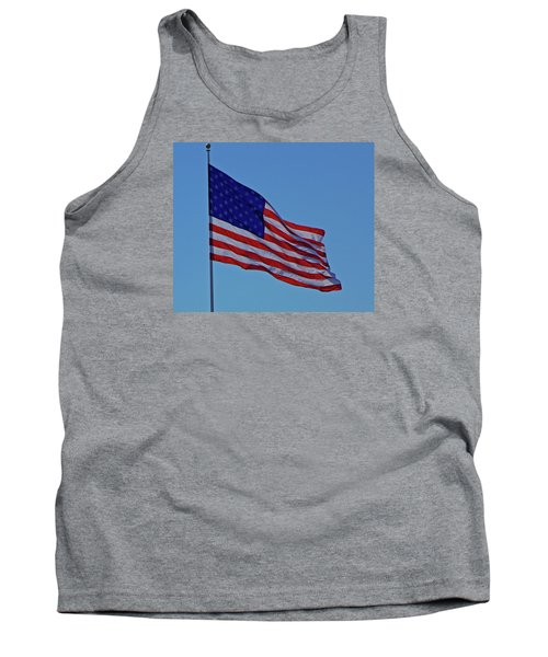 Salute Tank Top by Paul  Wilford