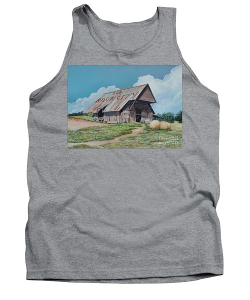 See Rock City Sold  Tank Top