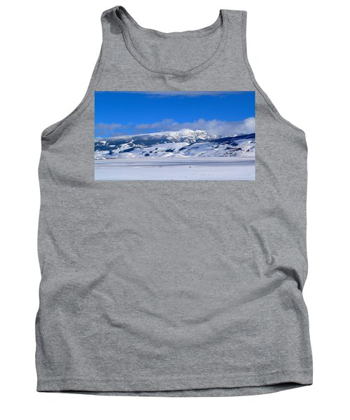 Tank Top featuring the photograph Sleeping Indian by Eric Tressler
