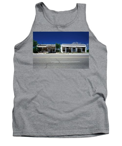 Tank Top featuring the photograph Somewhere On Hwy 285 Number Two by Lon Casler Bixby