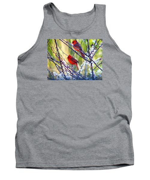 Song Of Spring Tank Top