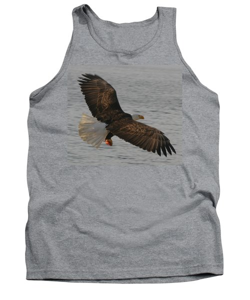 Tank Top featuring the photograph Spread Eagle by Kym Backland