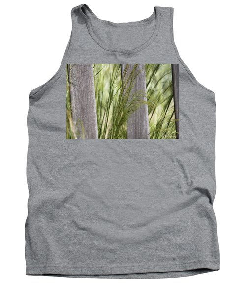 Spring Time In The Meadow Tank Top