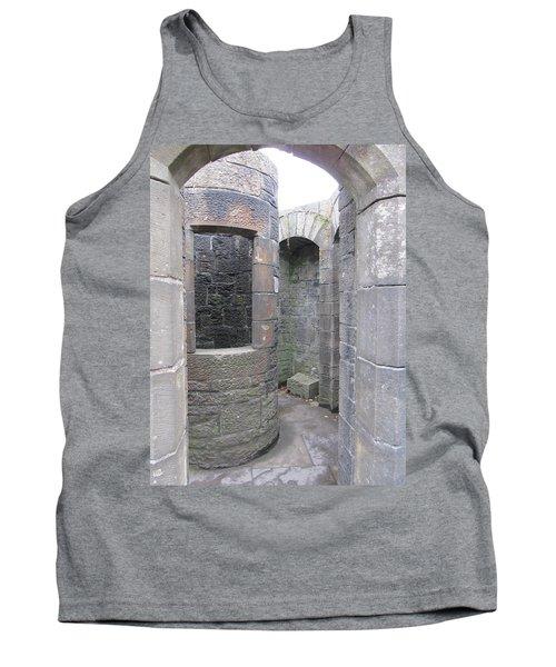 Stone Archwork Tank Top by Ian Kowalski