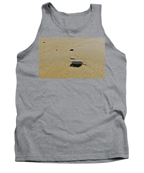Stones In The Sand Tank Top