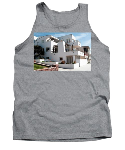 Strand Architecture Manhattan Beach Tank Top