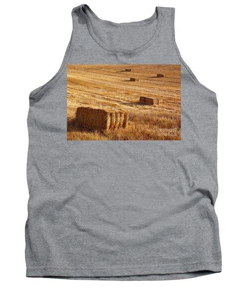 Straw Field Tank Top