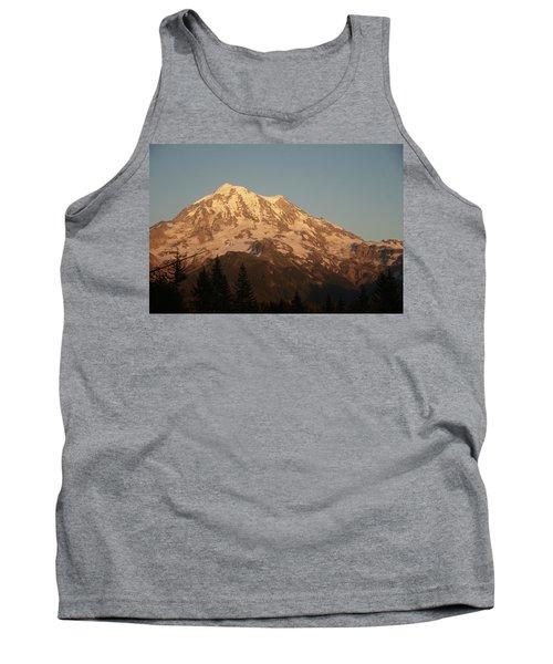 Sunset On The Mountain Tank Top