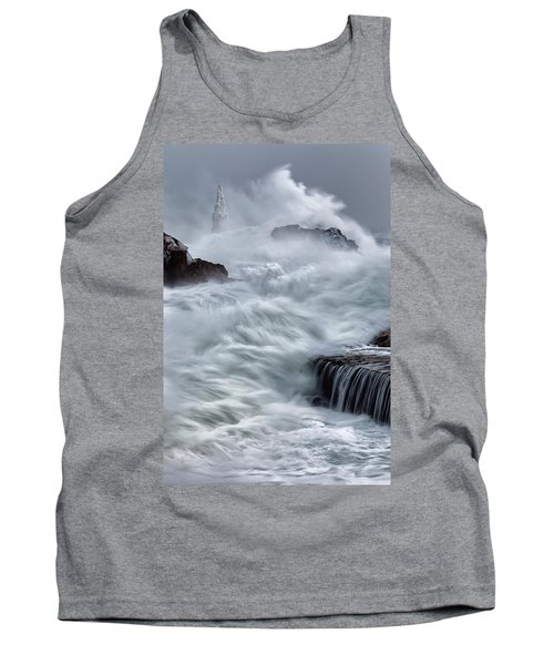 Swallowed By The Sea Tank Top