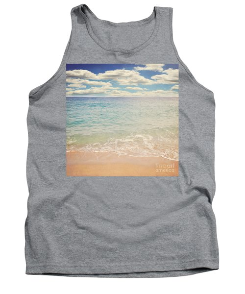 The Beach Tank Top by Lyn Randle
