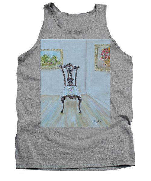The Chair Tank Top by Judith Rhue