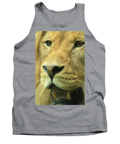 The Face Of God Tank Top