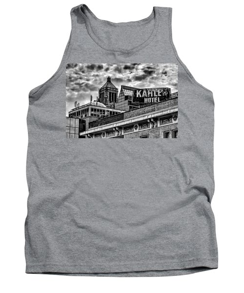 Tank Top featuring the photograph The Gathering Storm by Tom Gort