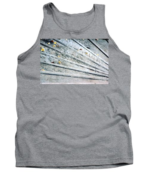 The Marble Steps Of Life Tank Top