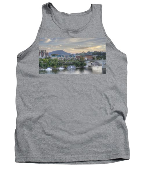 The Mountain Tank Top by David Troxel