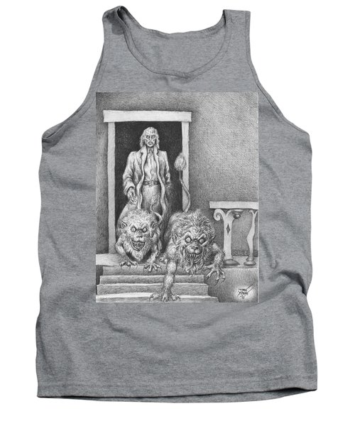 The Old Man's Dogs Tank Top