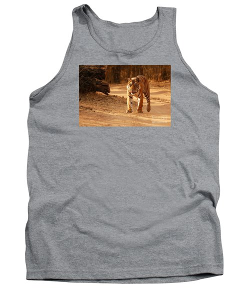 The Royal Bengal Tiger Tank Top by Fotosas Photography
