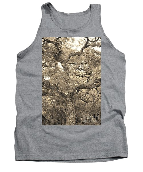 The Wicked Tree Tank Top