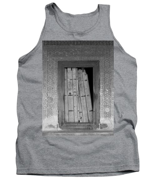 Tank Top featuring the photograph Tomb Door by David Pantuso