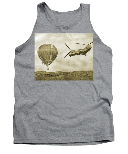 Tortoise And The Hare Tank Top