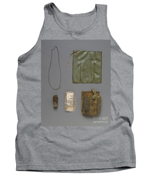 Unknown Soldier Identified Tank Top