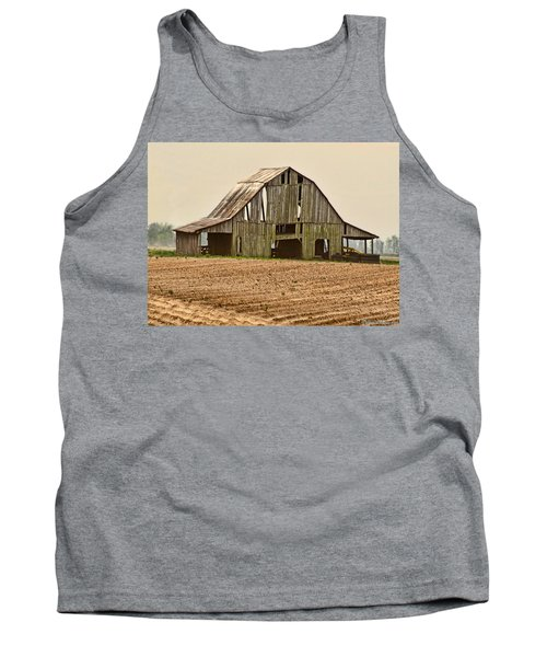 Tank Top featuring the photograph Vanishing American Icon by Debbie Portwood