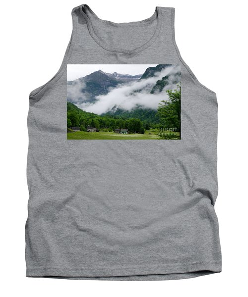 Village In The Alps Tank Top
