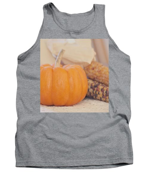 Vintage Autumn Harvest  Tank Top