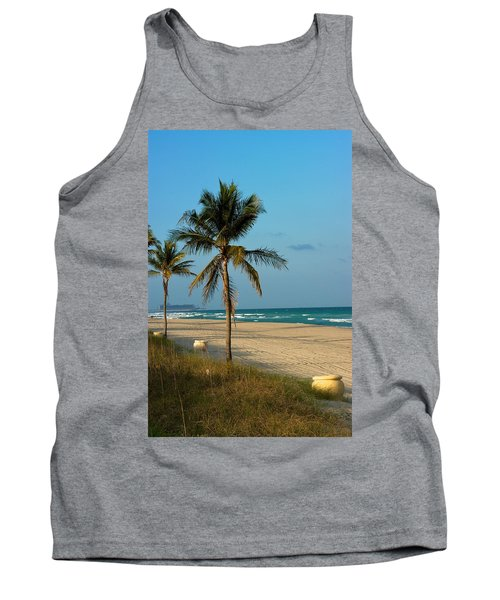 Tank Top featuring the photograph Voyage by Joseph Yarbrough