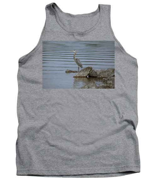 Tank Top featuring the photograph Watchful by Eunice Gibb