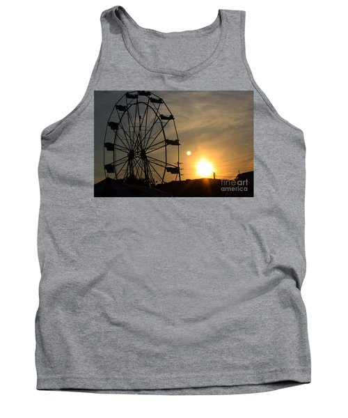 Where Has Summer Gone Tank Top by Tony Cooper