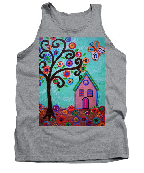 Whimsyland Tank Top