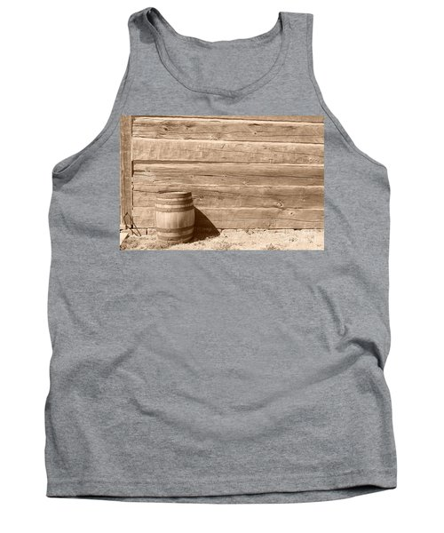 Tank Top featuring the photograph Wild West by Joe  Ng