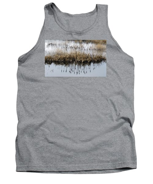 Tank Top featuring the photograph Winter Bouquet by I'ina Van Lawick