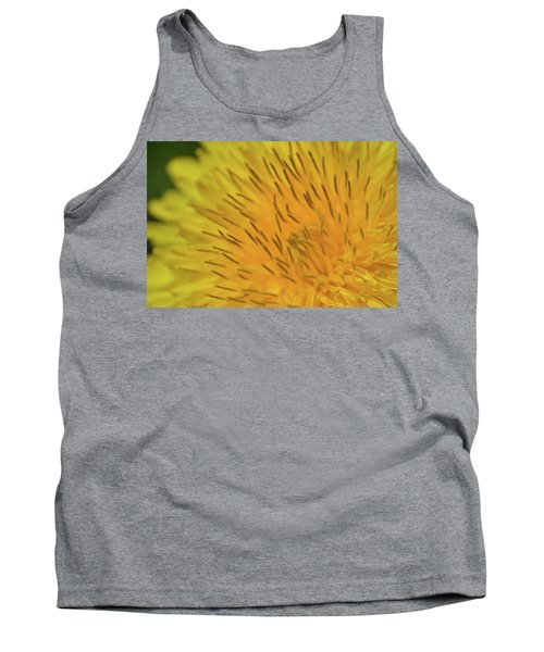 Tank Top featuring the photograph Yellow Beauty by JD Grimes