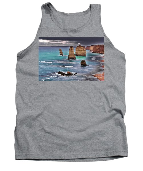 12 Apostles Tank Top by Blair Stuart