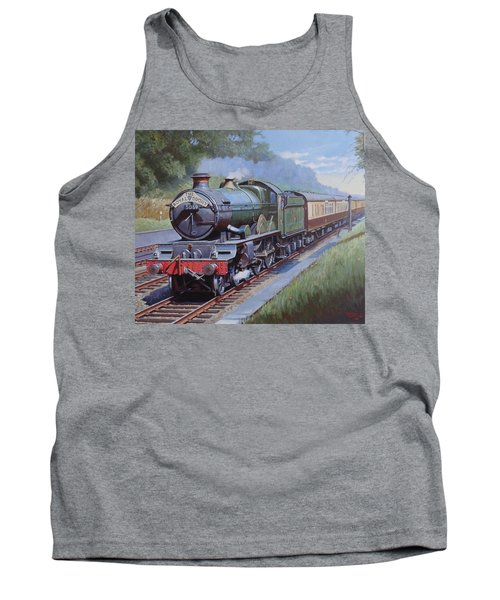 Castle Class In Sonning Cutting Tank Top by Mike  Jeffries