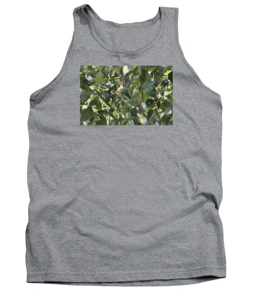 Tank Top featuring the photograph  Flight Of The Hummingbird by Debra     Vatalaro