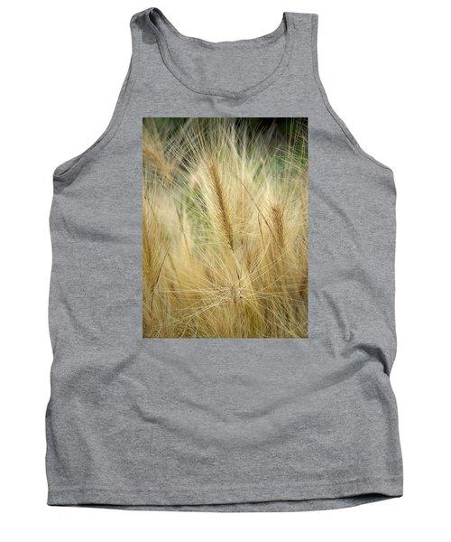 Foxtail Barley Tank Top