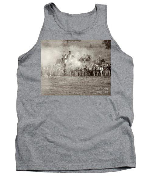 Gettysburg Confederate Infantry 7503s Tank Top