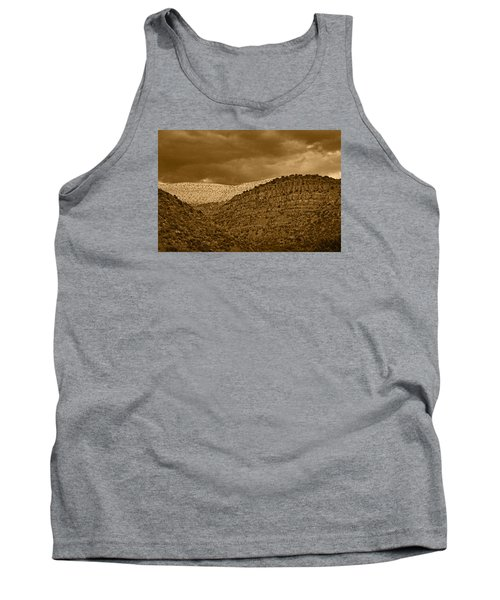 View From A Train Tnt Tank Top