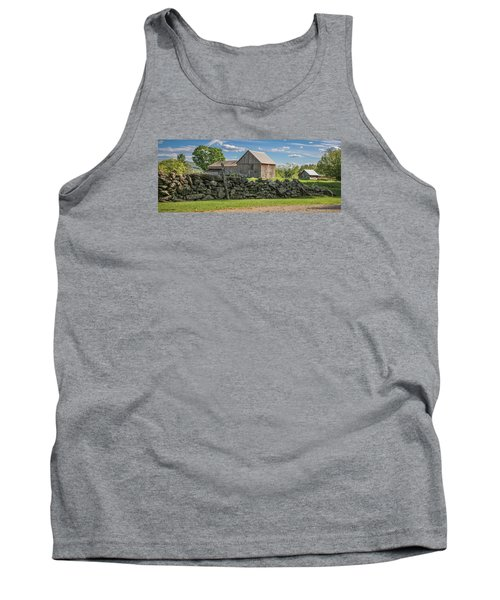 #0079 - Robert's Barn, New Hampshire Tank Top