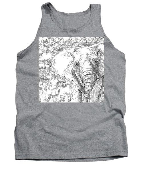 02 Of 30 Elephant Tank Top