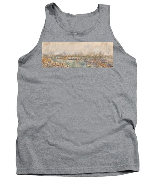 10879 Clearwater Marina Tank Top